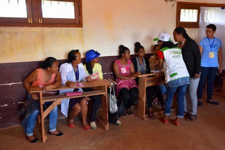 élections municipales et communales Madagascar 27 novembre