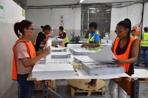 Les imprimés électoraux sont arrivés à Antananarivo