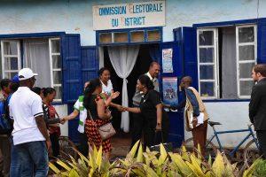 Une mission de terrain pour évaluer l'état des préparatifs avant le premier tour Madagascar élections