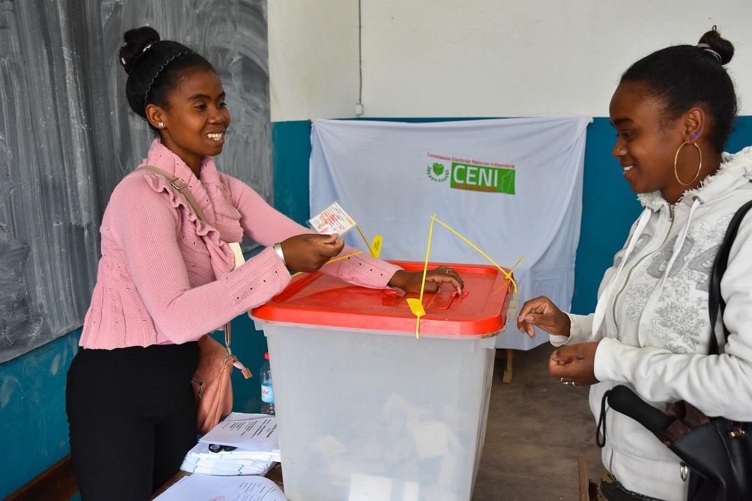 Une amélioration générale du scrutin au second tour de la Présidentielle